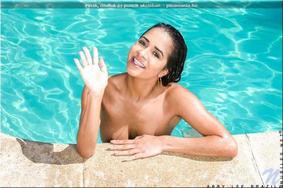 Tini pina - Abby Lee Brazil