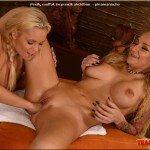 Pina - Vanda Lust és Kayla Green